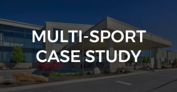 Cool Springs Sports Complex Case Study - Turf and Hardwood Facility Testimonial