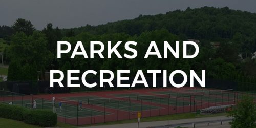 municipal parks and recreation programs